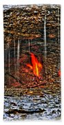 0004 Natural Elements Beach Towel