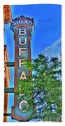 001 Sheas Buffalo Beach Towel