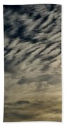 001 When Feeling Down  Pick Your Head Up To The Skies Series Beach Towel