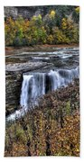 0016 Letchworth State Park Series  Beach Towel