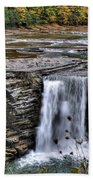 0017 Letchworth State Park Series  Beach Towel