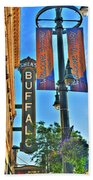 002 Sheas Buffalo Beach Towel