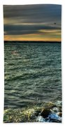 003 In Harmony With Nature Series Beach Towel