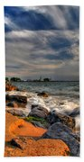 007 In Harmony With Nature Series Beach Towel