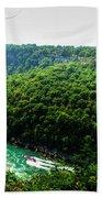 007 Niagara Gorge Trail Series  Beach Towel