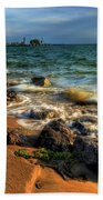 010 In Harmony With Nature Series Beach Towel