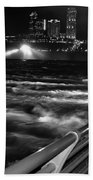 012 Niagara Falls Usa Rapids Series Beach Towel