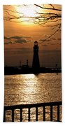 016 Sunset Series Beach Towel