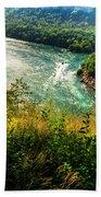 019 Niagara Gorge Trail Series  Beach Towel