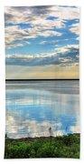 02 Reflecting Beach Towel