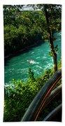 020 Niagara Gorge Trail Series  Beach Towel