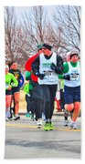 021 Shamrock Run Series Beach Towel