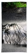 05 Reflecting Beach Towel