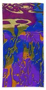 0527 Abstract Thought Beach Towel