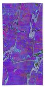 0528 Abstract Thought Beach Towel