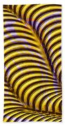 0647 Abstract Thought Beach Towel