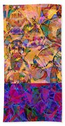 0672 Abstract Thought Beach Towel
