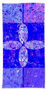 0674 Abstract Thought Beach Towel