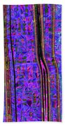 0679 Abstract Thought Beach Towel