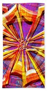 0692 Abstract Thought Beach Towel