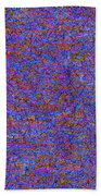 0723 Abstract Thought Beach Towel