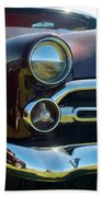 1952 Ford Customline Beach Towel