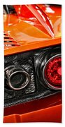 2012 Falcon Motor Sports F7 Series 1  Beach Towel