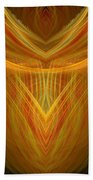 Abstract 104 Beach Towel