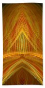 Abstract 105 Beach Towel