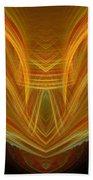 Abstract 107 Beach Towel