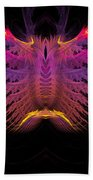 Abstract 152 Beach Towel