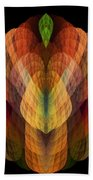Abstract 202 Beach Towel