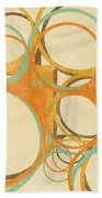 Abstract Circle Beach Towel