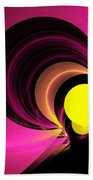 Abstract Twenty-four Beach Towel