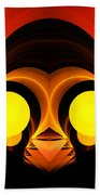 Abstract Twenty-six Beach Towel