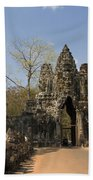 Angkor Thom Beach Towel