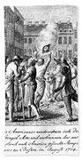 Anti-stamp Act, Boston, 1765 Beach Towel