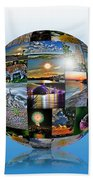Attractions In Buffalo Ny And Surrounding Areas Beach Towel