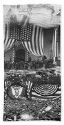 B. Harrison Inauguration Beach Towel