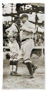 Babe Ruth (1895-1948) Beach Towel