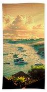 Bali Indonesia View Beach Towel