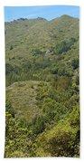 Beautiful Mount Tamalpais Beach Towel