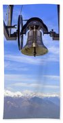Bell In Heaven Beach Towel