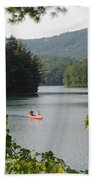 Big Canoe Beach Towel