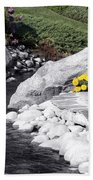 Bishop Creekside Beach Towel