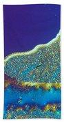 Buckyball Crystal Beach Towel