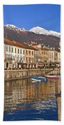 Cannobio - Italy Beach Towel