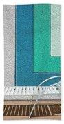 Chaising Beach Towel by Paul Wear