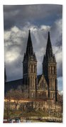 Chapter Church Of St Peter And Paul Beach Towel
