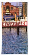 Chesapeake Beach Towel